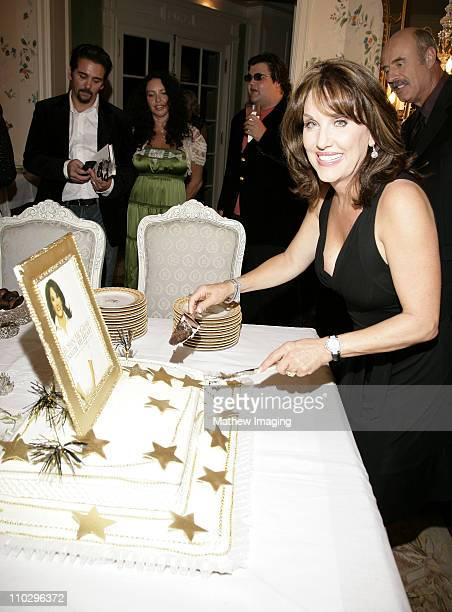 Robin McGraw during Robin McGraw Signs Her Book Inside My Heart Party at Private Residence in Bel Air California United States