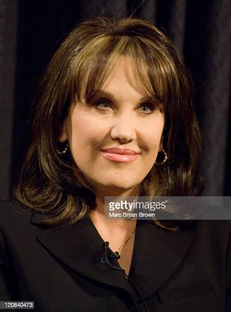 Robin McGraw during The Museum of Television Radio Presents Behind the Scenes with Dr Phil at Museum of Television Radio in New York City New York...