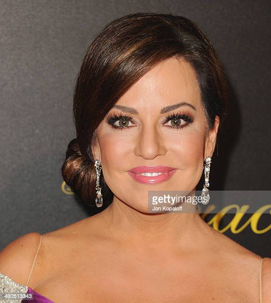 Robin Meade arrives at the 39th Annual Gracie Awards at The Beverly Hilton  Hotel on May