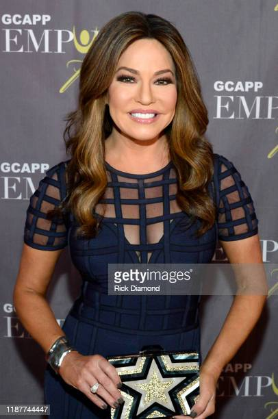 Robin Meade attends GCAPP Empower Party to Benefit Georgia's Youth at The Fox Theatre on November 14 2019 in Atlanta Georgia