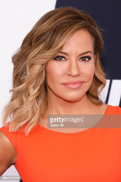 Robin Meade attends the 2017 Turner Upfront at Madison Square Garden on May 17 2017 in New York City