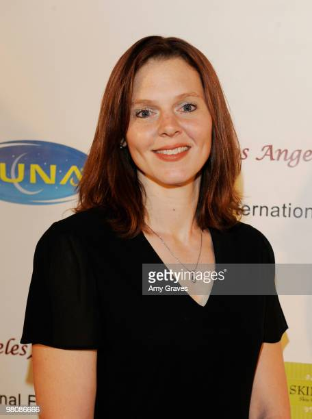 Robin Nations attends the Los Angeles Women's International Film Festival Opening Night Gala at Libertine on March 26 2010 in Los Angeles California