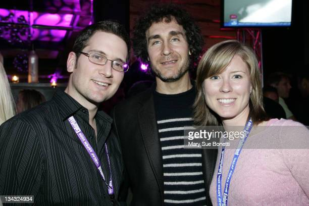 Robin Neinstein Doug Liman and Christina Rogers