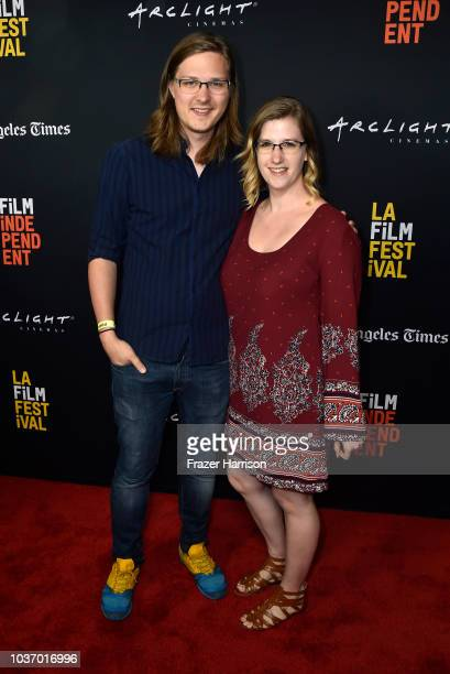 Robin Nystrom Jennie Nystrom attend the 2018 LA Film Festival Opening Night Premiere Of 'Echo In The Canyon' at John Anson Ford Amphitheatre on...