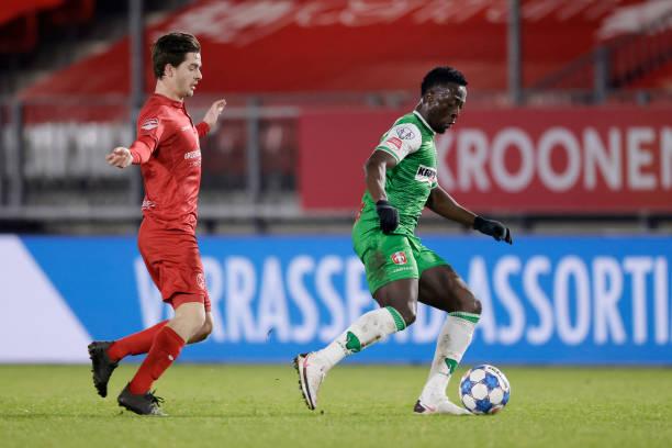 NLD: Almere City FC v FC Dordrecht - Dutch Keuken Kampioen Divisie