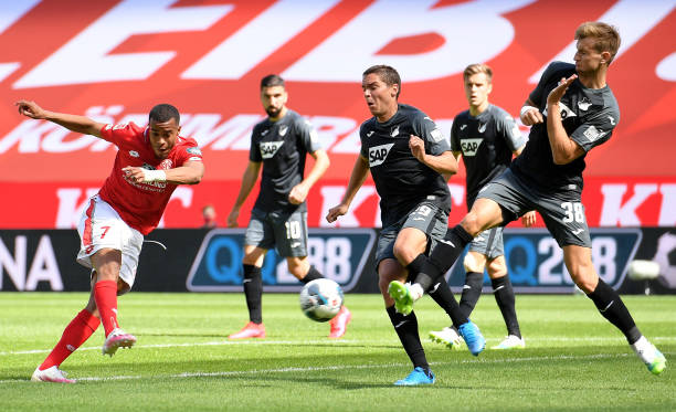 DEU: 1. FSV Mainz 05 v TSG 1899 Hoffenheim - Bundesliga