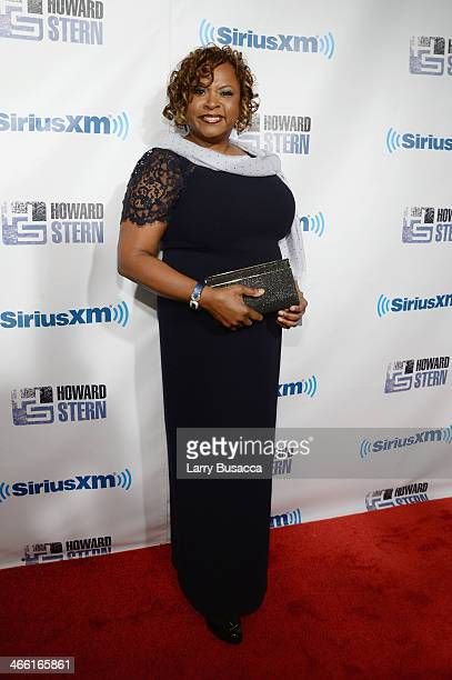 Robin Quivers attends Howard Stern's Birthday Bash presented by SiriusXM produced by Howard Stern Productions at Hammerstein Ballroom on January 31...