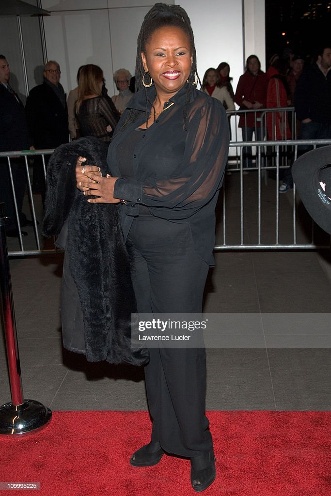 Robin Quivers during The Sopranos Sixth Season New York City Premiere - Outside Arrivals at Museum of Modern Art in New York City, New York, United States.