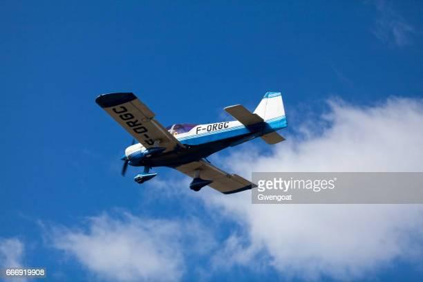 robin r-2160 - aereo ultraleggero foto e immagini stock