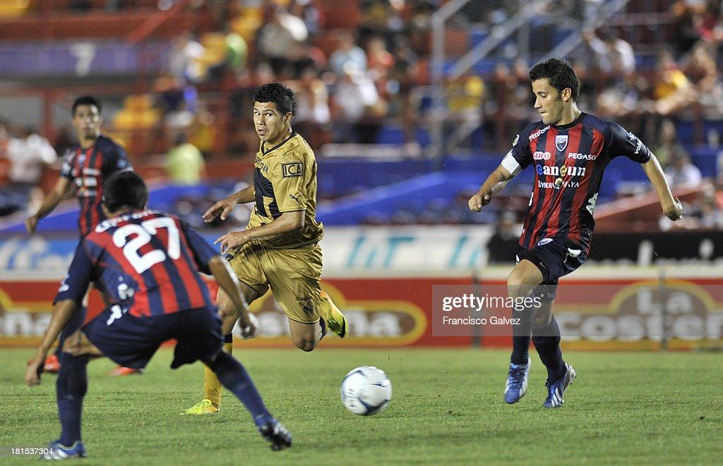 Atlante v Pumas de la UNAM - Apertura 2013 Liga MX