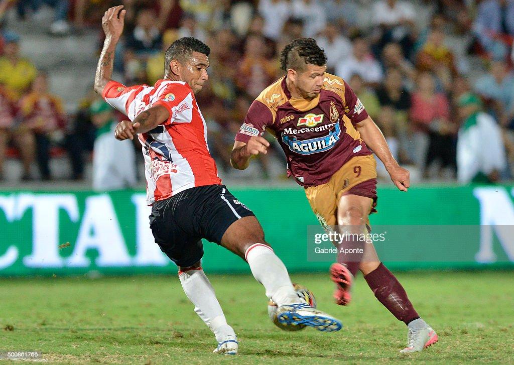 Deportes Tolima v Atletico Junior - Liga Aguila II 2015