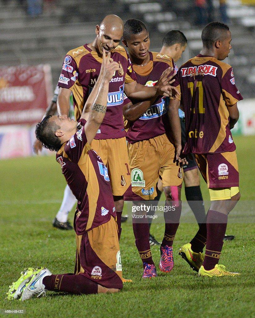 Round 10 - Liga Aguila I 2015