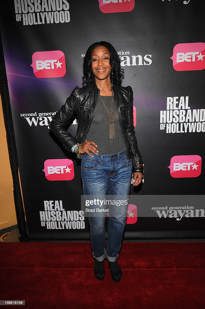 Robin Reed attends BET Networks New York Premiere Of 'Real Husbands of Hollywood' And 'Second Generation Wayans' at SVA Theater on January 14, 2013 in New York City.