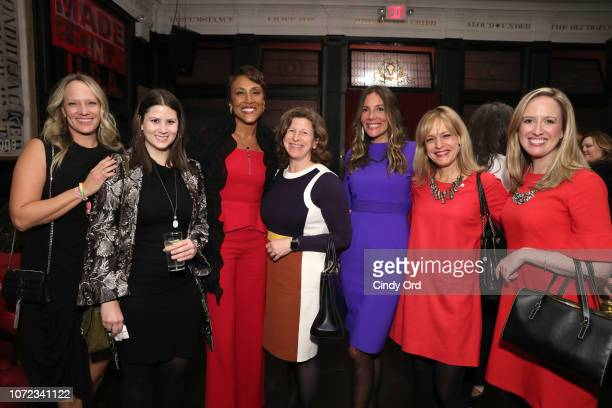 Robin Roberts and guests attend the TIME Person Of The Year Celebration at Capitale on December 12 2018 in New York City