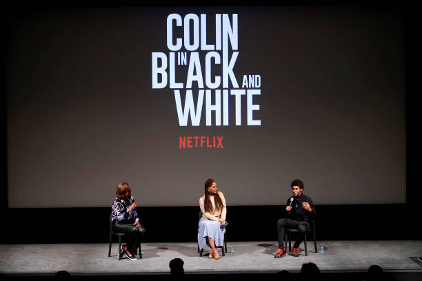 NY: Netflix's Colin In Black And White Screening & Q&A At MoMA
