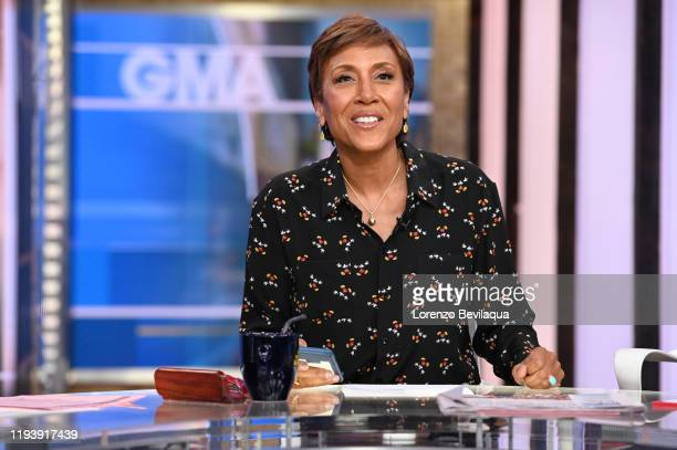 """Robin Roberts celebrates her 30th year with ABC on """"Good Morning America,"""" on Wednesday January 15, 2020 on ABC. ROBIN ROBERTS"""
