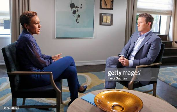 AMERICA Robin Roberts spoke to Billy Bush in his first interview since the infamous 'Access Hollywood' tape was leaked The interview for ABC News...
