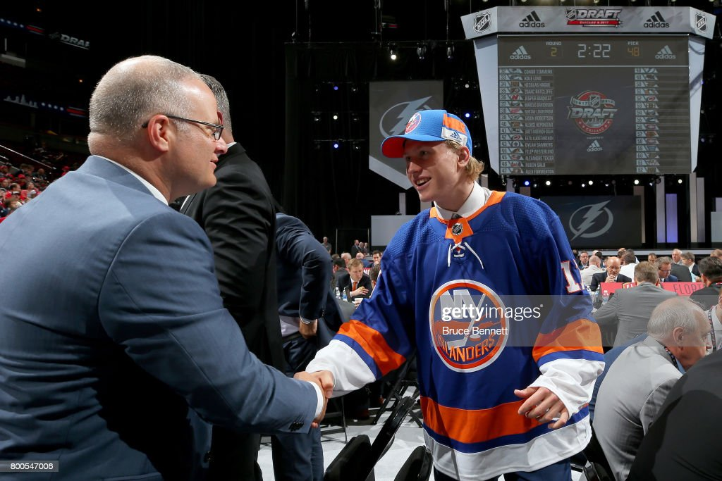 2017 NHL Draft - Rounds 2-7