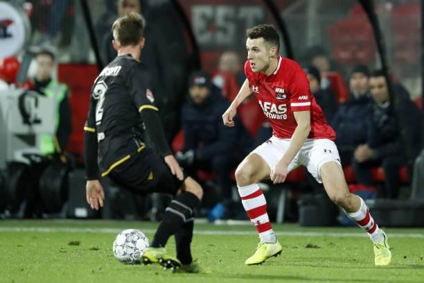 "Dutch Toto KNVB Cup""AZ Alkmaar v NAC Breda"""