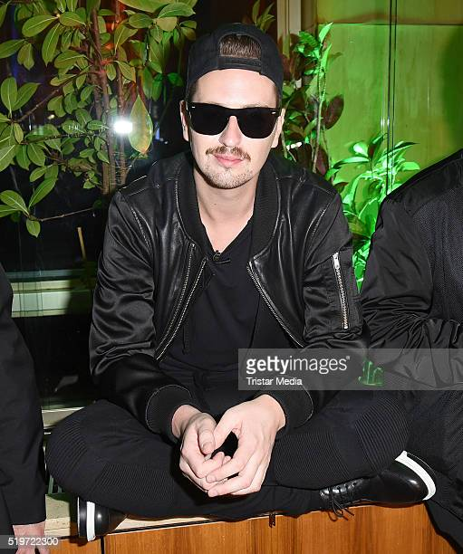 Robin Schulz attends the Echo Award 2016 after show party on April 07 2016 in Berlin Germany