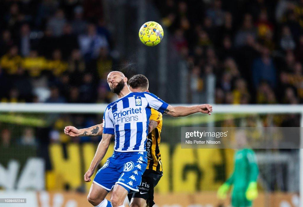 BK Hacken v IFK Goteborg - Allsvenskan : News Photo