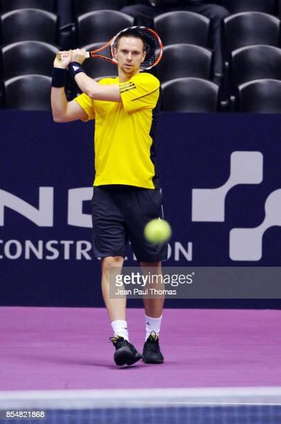 Robin SODERLING Tournoi ATP de Lyon 2008