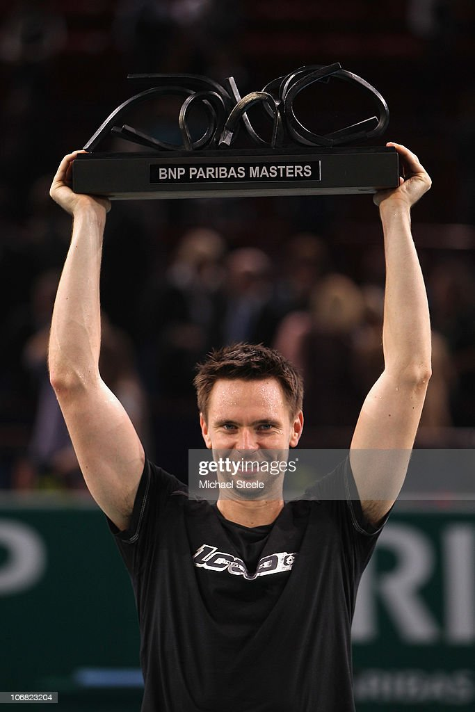 ATP Masters Series Paris - Day Eight