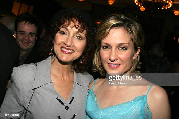 Robin Strasser and Amy Carlson during The Actors Fund 20th Anniversary Performance of Vampire Lesbians of Sodom with Julie Halston and Charles Busch...
