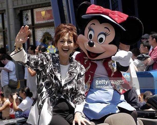 Robin Strasser during ABC Super Soap Weekend at Disney California Adventure at Disney California Adventure in Anaheim California United States