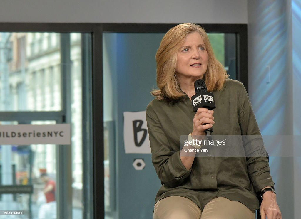 Robin Swicord attends Build series to discuss 'Wakefield' at Build Studio on May 19, 2017 in New York City.