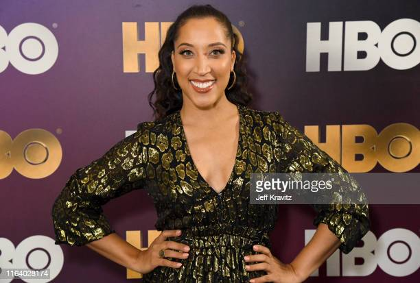 Robin Thede attends the HBO Summer TCA Panels on July 24 2019 in Beverly Hills California