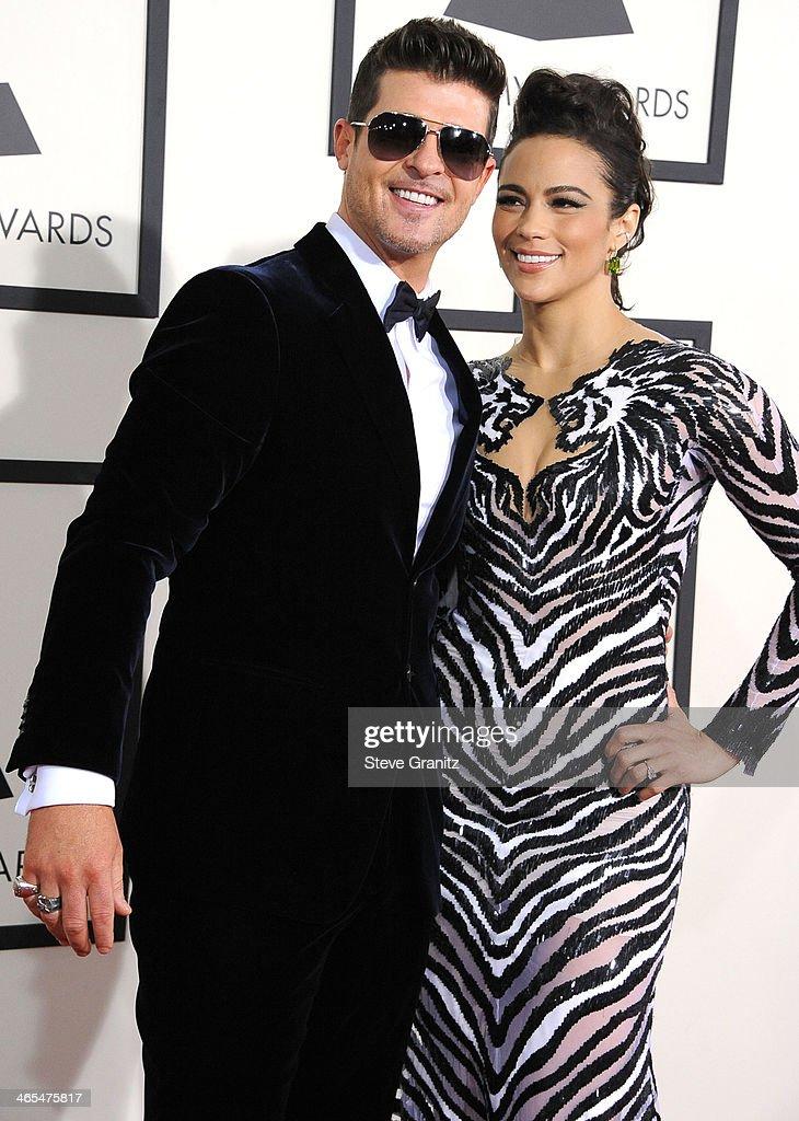 56th GRAMMY Awards - Arrivals : News Photo