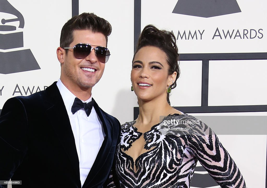 56th Annual GRAMMY Awards - Arrivals : News Photo
