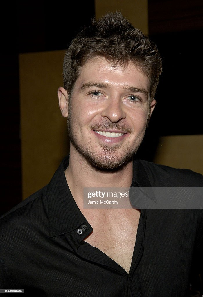 Listening Party for Robin Thicke Hosted by Coach with Special Guest Pharrell Williams