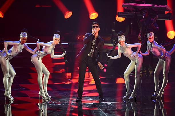 NLD: MTV EMA's 2013 - Show