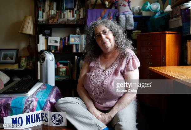 Robin Thompson an active member of the Clamshell Alliance who was one of the 1414 arrested in 1970 in the Seabrook nuclear plant protests in New...