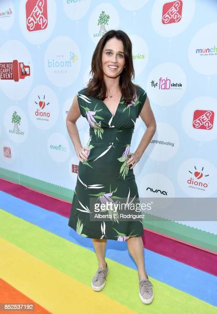 Robin Tunney at Step 2 Presents 6th Annual Celebrity Red CARpet Safety Awareness Event on September 23 2017 in Culver City California
