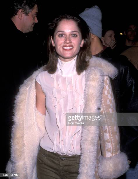 Robin Tunney at the Premiere of 'Someone Like You' Chelsea West Cinemas New York City