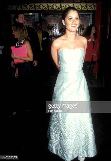 Robin Tunney at the Premiere of 'The Craft' Mann's Chinese Theatre Hollywood