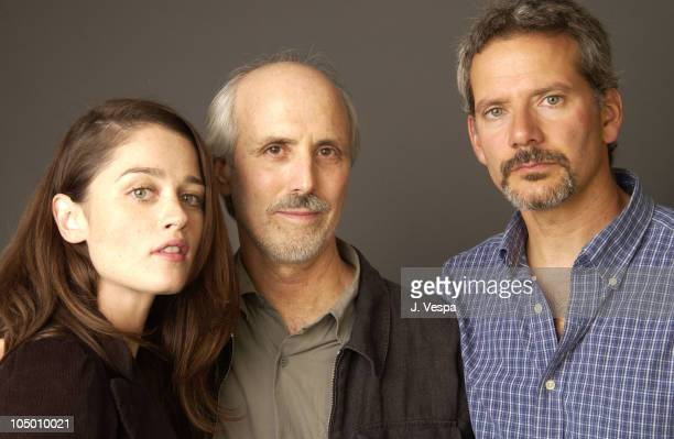 Robin Tunney director Alan Rudolph and actor/producer Campbell Scott