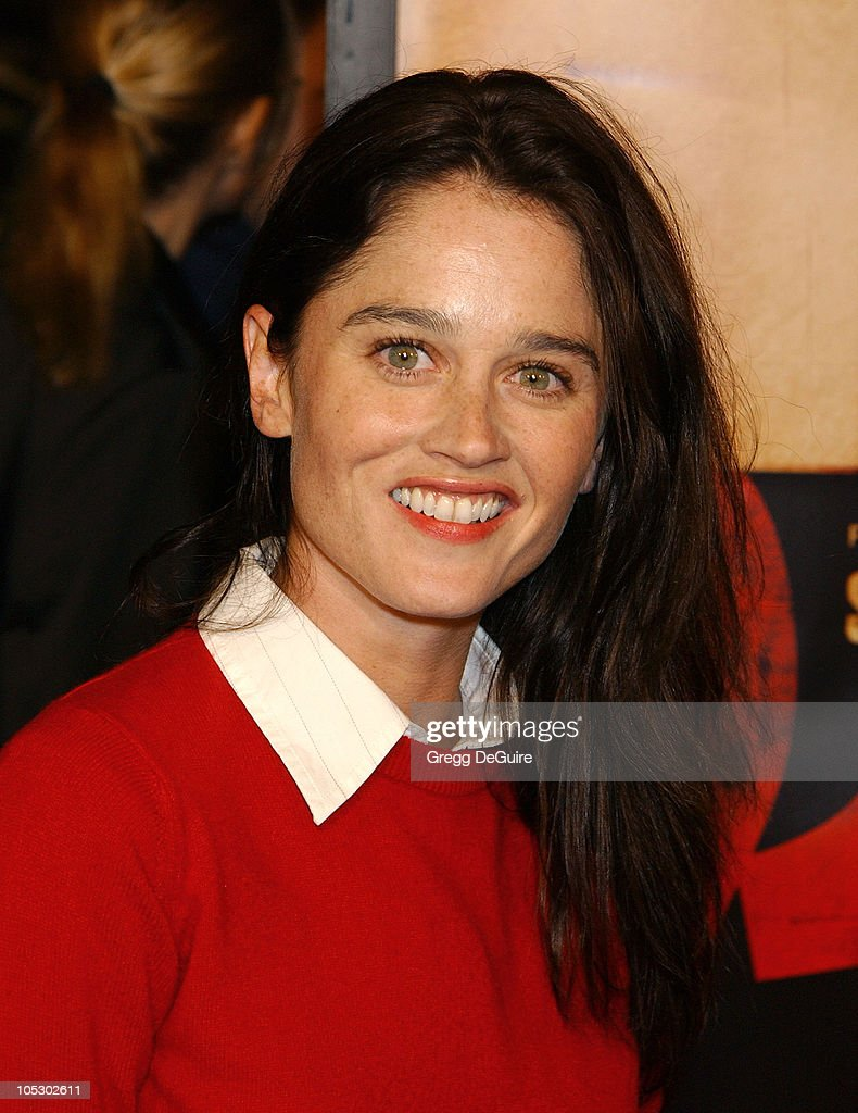 Robin Tunney during '21 Grams' Los Angeles Premiere at Academy Theatre in Beverly Hills, California, United States.