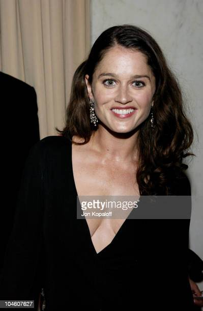 Robin Tunney during 29th Annual Vision Awards Benefiting Retinitis Pigmentosa International at Regent Beverly Wilshire Hotel in Beverly Hills...