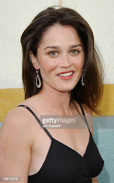 Robin Tunney during AMC Movieline's Hollywood Life Magazine's Young Hollywood Awards Arrivals by Jon Kopaloff at El Rey Theatre in Los Angeles...