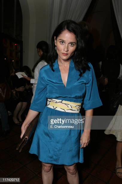 Robin Tunney during Special Screening of Columbia Pictures' Marie Antoinette hosted by Chanel at Arlight Cinemas/Chateau Marmont in Los Angeles...