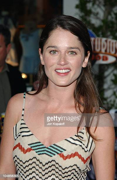Robin Tunney during The World Premiere of 2 Fast 2 Furious at Universal Amphitheatre in Universal City California United States