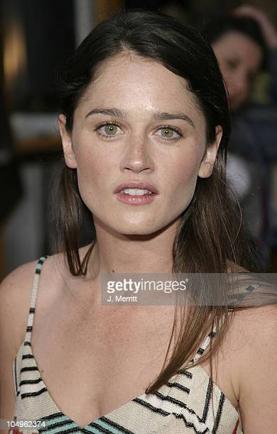 Robin Tunney during World Premiere of 2 Fast 2 Furious at Universal Amphitheatre in Universal City California United States