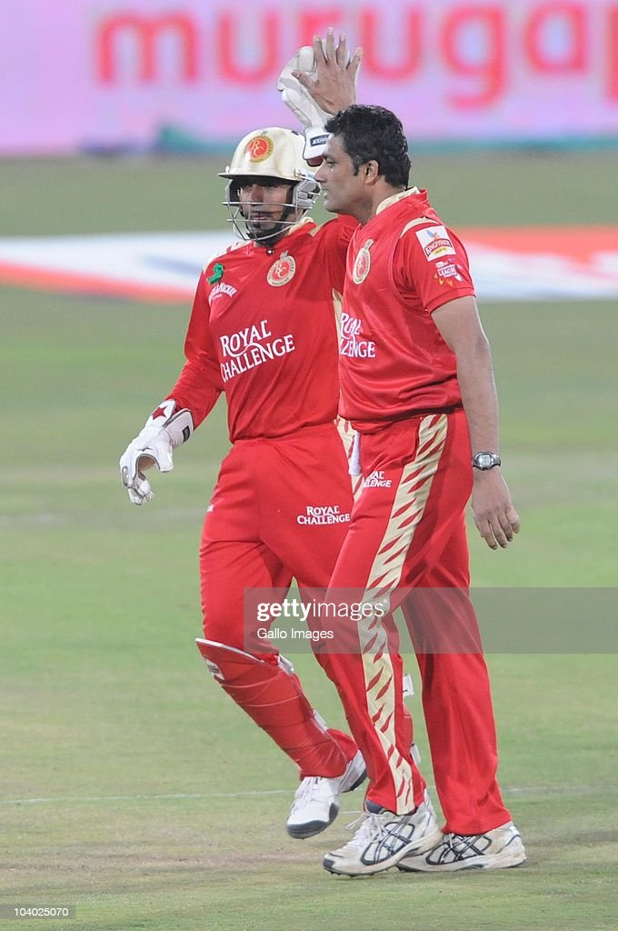 Royal Challengers Bangalore v Guyana - 2010 Champions League Twenty20