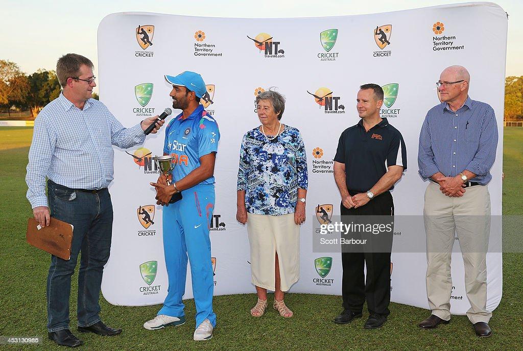 Australia 'A' v India 'A' - Quadrangular Series Final