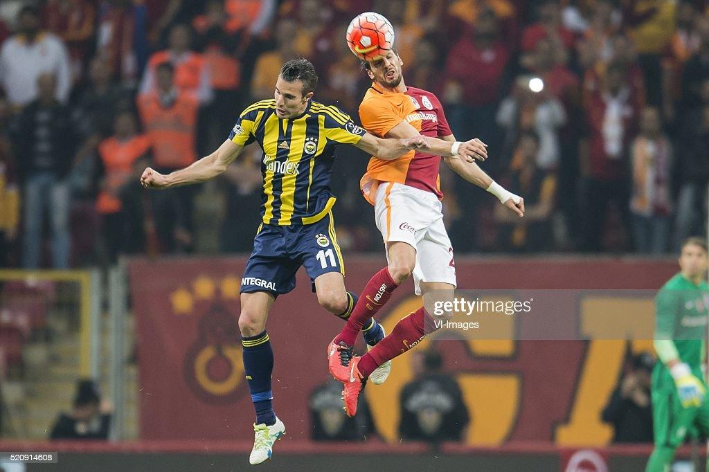"Super Lig - ""Galatasaray v Fenerbahce"" : News Photo"
