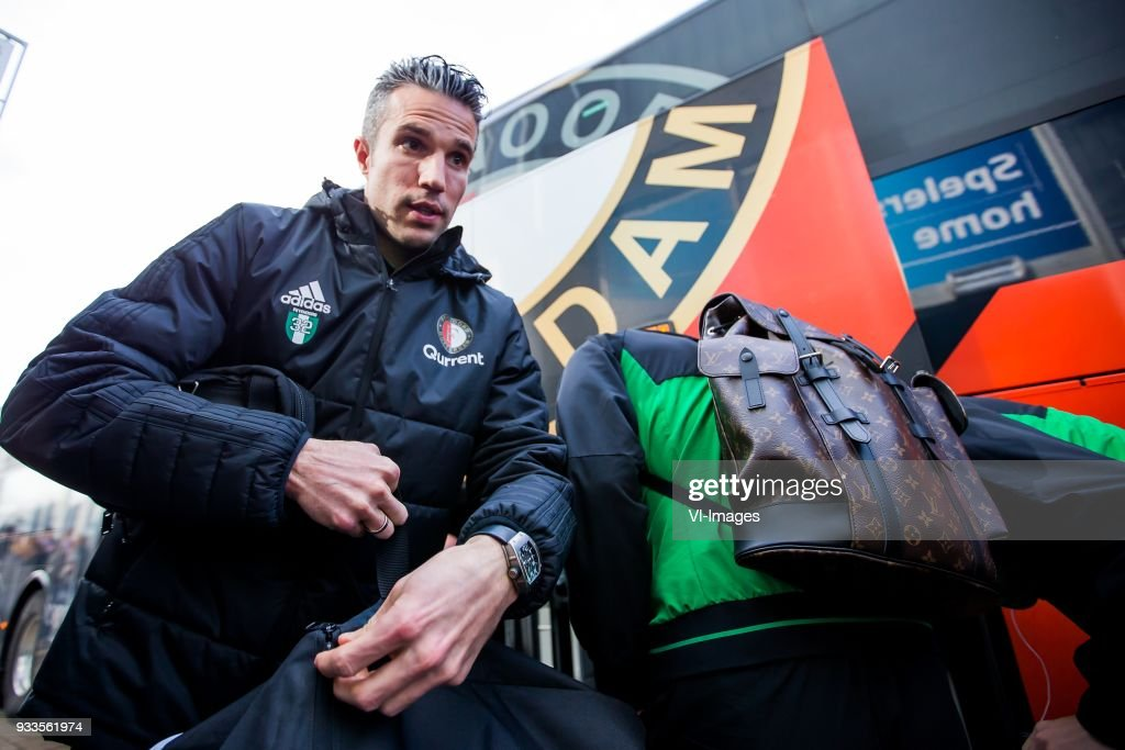 PEC Zwolle v Feyenoord - Eredivisie